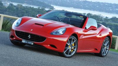 2013 Ferrari California Getting Lighter, More Powerful: Report