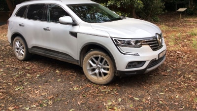 2016 Renault Koleos REVIEW | On The Loose... Renault's Impressive All-New Crossover