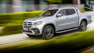 Goodbye Mercedes-Benz X-Class, we hardly knew you...