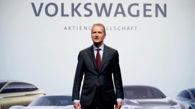 Report: VW to build 50 million electric vehicles