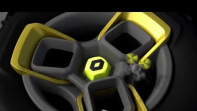 Renault Teases Delhi Show Concept