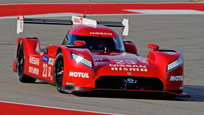 Nissan LMP1 Program Under Review Following Poor Le Mans Showing