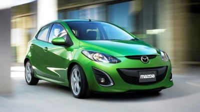 2010 Mazda2 Update Revealed In Thailand Factory Announcement