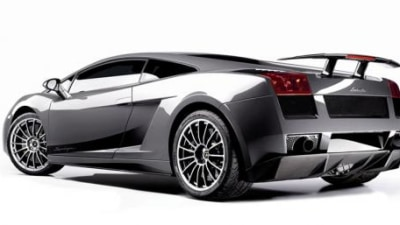 Lamborghini Gallardo Superleggera coming to the Sydney Motor Show