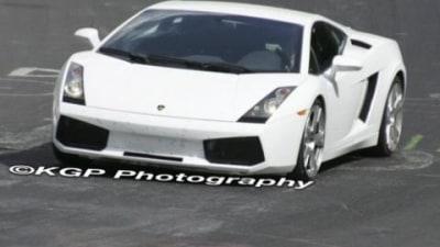 Lamborghini Gallardo V8 or turbocharged V10