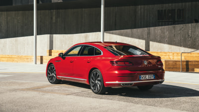 2017 Volkswagen Arteon 206TSI R-Line new car review