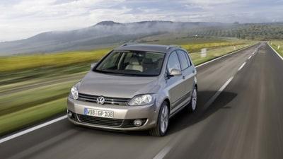 2009 Volkswagen Golf Plus Debuts At Bologna