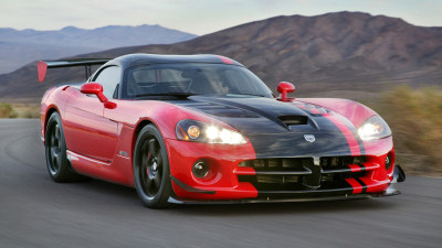2012 Dodge Viper Set For New York Debut