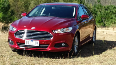 Ford Mondeo Review: 2015 Ambiente, Trend And Titanium - Is This Australia's Safest Family Car?