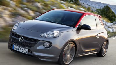 Opel Adam S To Make Production Debut At Paris Motor Show