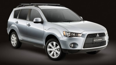 2010 Mitsubishi Outlander ACTiV And Pajero ACTiV Special Editions Announced