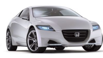 2011 Honda CR-Z To Appear At 2009 Tokyo Motor Show