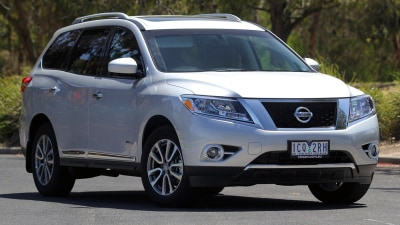 Nissan Pathfinder Hybrid Bows Out Of US Market