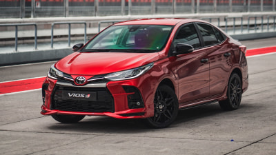 2021 Toyota Vios GR-S proves the Gazoo treatment can be used anywhere
