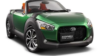 Daihatsu Unveils Three New Concepts For Tokyo Motor Show