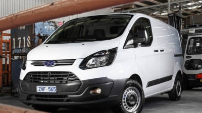 2014 Ford Transit Custom: Price And Features For Australia