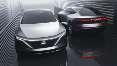 Nissan reveals IMs Concept