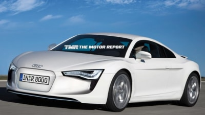 All-Electric Audi R8 Coming To Frankfurt: Report