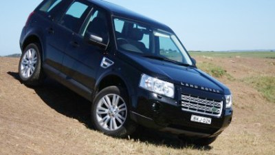 2009 Land Rover Freelander 2 TD4_e Road Test Review