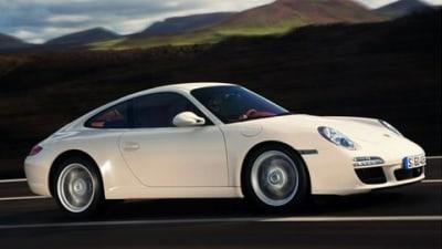 Photos, Info released on 2009 Porsche 911