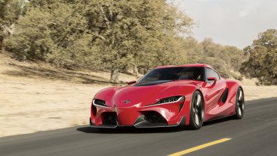 New Toyota Supra to break cover in 2018