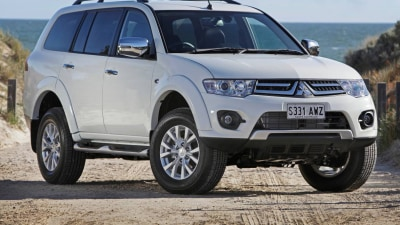 Mitsubishi Challenger Recalled For Child Restraint Fitting Fix
