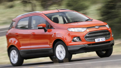 Ford EcoSport Recalled For Potentially Dangerous Rear Axle Fault