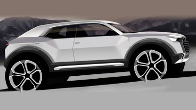 Audi Q1 Due In 2016, New Audi A4 To Debut In September