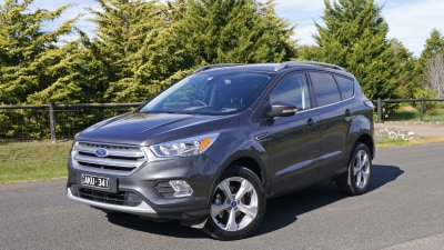 2017 Ford Escape Trend 1.5l EcoBoost 2WD Review   Loaded With Features, But Short On Driver Appeal