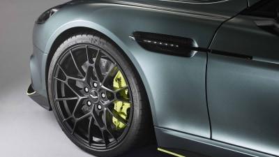 2018 Aston Martin Rapide AMR detailed