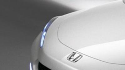 Honda P-NUT Concept To Be Revealed At LA Auto Show