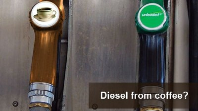 I Like My Diesel Black, Please, And Keep It Coming
