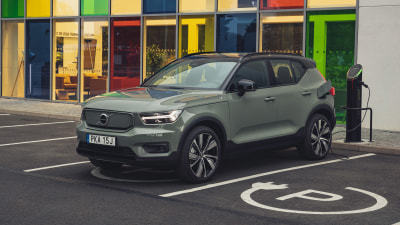 Volvo invests over $100 million to make electric motors in-house