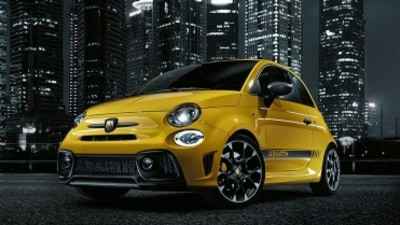 Fiat unveils refreshed Abarth