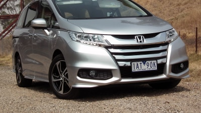 2014 Honda Odyssey Review: VTi And VTi-L
