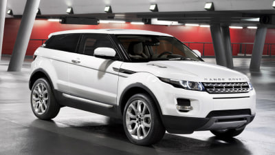 2011 Range Rover Evoque Details And Powertrains Revealed