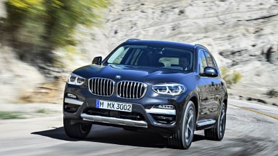 2018 BMW X3 - Price And Features For Australia
