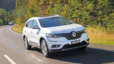 New Renault Koleos gets AEB