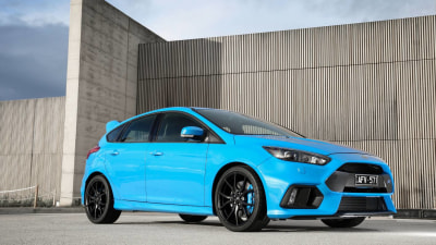 2016 Ford Focus RS On Sale - Price And Features For Australia