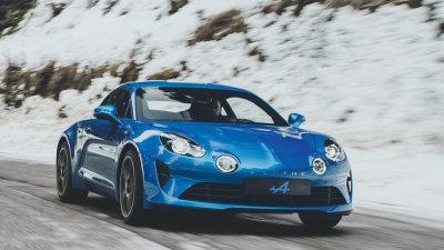 Confirmed: Renault's Alpine sports car locked in for Australia