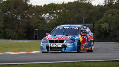 Holden's 2019 Supercars Turbo V6 Begins Track Testing