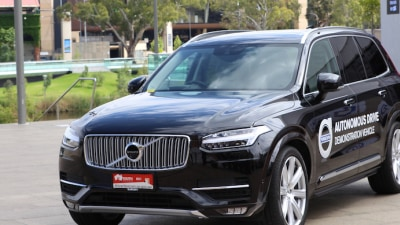Volvo Predicts Autonomous Vehicles On Aussie Roads Within 5 Years If Laws Keep Pace