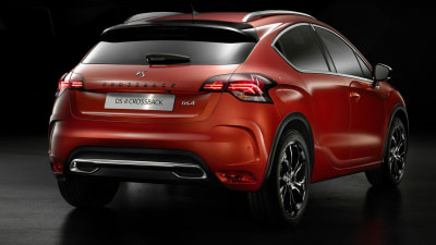 DS 4 Update And DS 4 Crossback SUV Officially Revealed