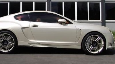 2008 Le Mansory Bentley Continental GT pictures