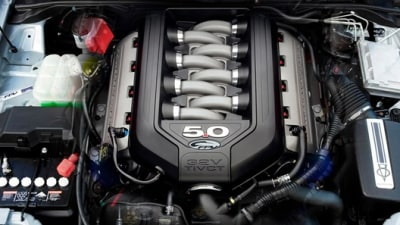Ford 5.0 Litre 'Coyote' V8 Engine To Join Falcon XR8, FPV Range