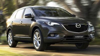 2013 Mazda CX-9 Revealed, Australian International Motor Show Debut Planned
