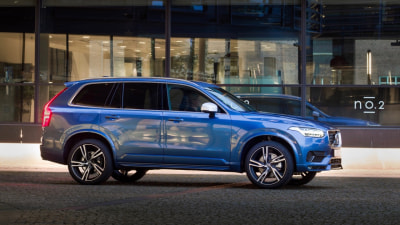 Volvo Investigating Hydrogen Power