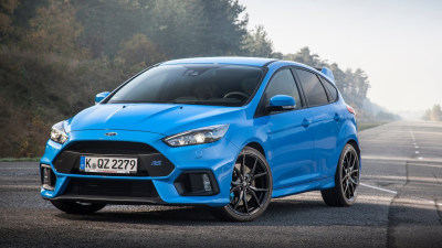 Ford Focus RS Waiting List Explodes, Pre-2018 Delivery No Sure Thing