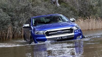 Ford Ranger REVIEW 2016 Australian Launch - Ford's Tough Truck Still The Benchmark