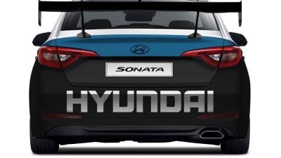 Hyundai Teams Up With Bisimoto For 528kW SEMA Sonata